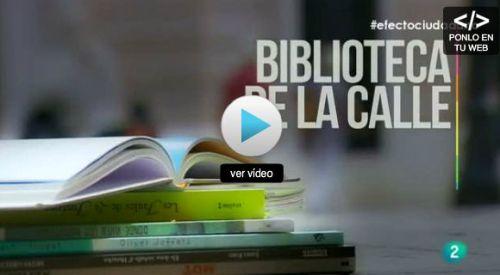 Biblioteca de la Calle (vídeo)